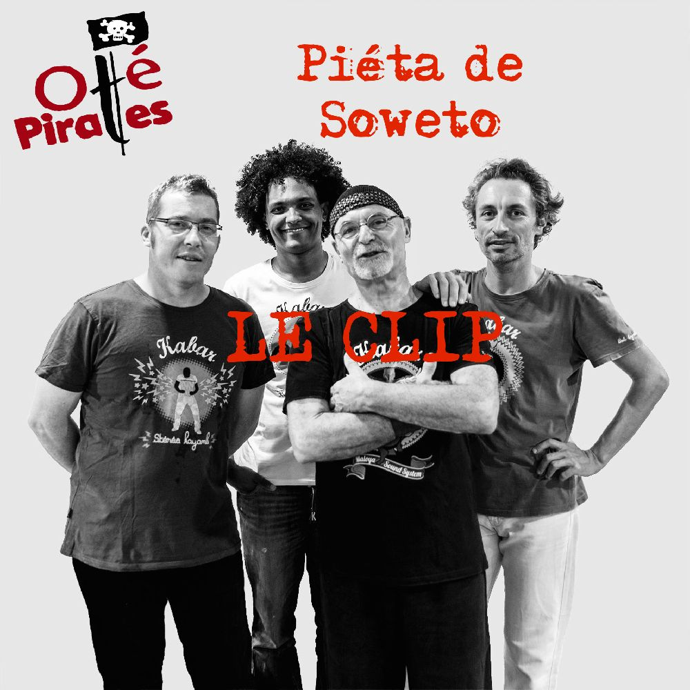 OTÉ PIRATES PIÉTA DE SOWETO  - OTE PIRATES